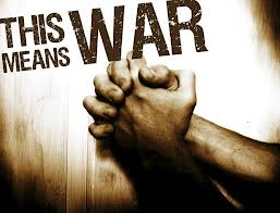 Prayer This Means War