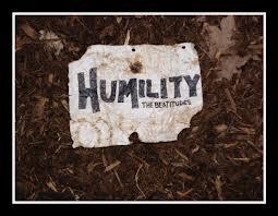 prayer for children humility sign