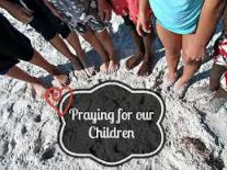 praying for our children beach