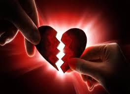 broken heart healing light