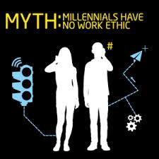 work ethic millenial myth