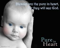 Purity of heart baby